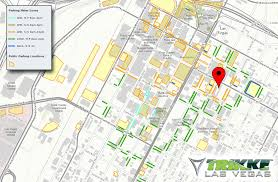Las Vegas Maps Sunset Park Las Vegas Map Virginia Map