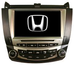 accord 2003 2007 k series dual zone navigation system