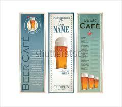 bar menu template u2013 30 free psd eps documents download free