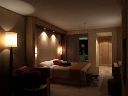 incredible design ideas of bedroom lighting options with round