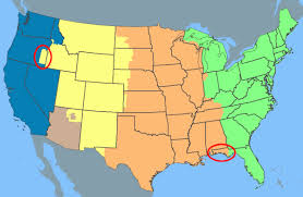 usa map with time zones and cities current dates and times in us states map time zones maps usa map