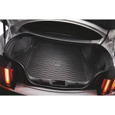 ford com 2015 mustang ford fr3z 6111600 aa mustang trunk mat rubber with running