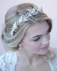 bridal headbands wedding headbands
