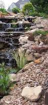 relaxing backyard waterfalls ideas rilane pictures on outstanding