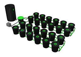 8 Pots by Alien Xl Dwc Hydroponic Systems 4 Pot 6 Pot 8 Pot 12 Pot 16