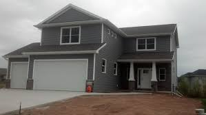 exterior design have a wonderful home exterior design using charming home exterior design using certainteed siding in gray with white garage door and trim board
