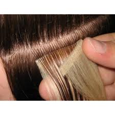 Hair Extensions Tape by 20 Inch Tape Hair Extensions High Quality Blue Tape Human Hair