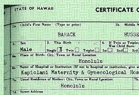 fake birth certificate blog the still forgotten obama lie