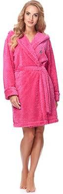 robe de chambre douce robe de chambre douce en polaire fermeture éclair violet
