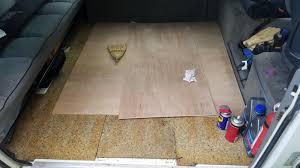 floor in thesamba com vanagon view topic wood floor in a tin top