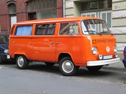 volkswagen kombi 2008 orange bus for orange door daycare sams cheaper by the dozen
