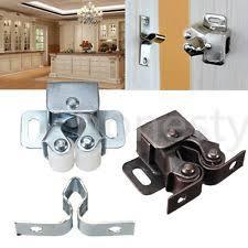 Cabinet Door Roller Catch by Magnetic Latch Ebay