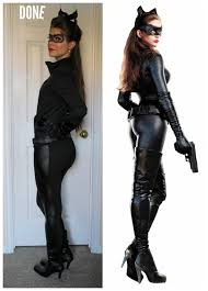 party city halloween costumes catwoman undone diy catwoman costume daily diaries