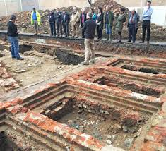 gloucester excavating gloucester prison u2013 cotswold archaeology