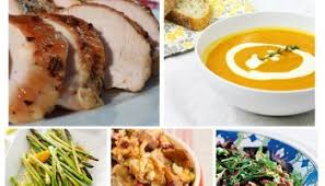 thanksgiving dinner menu mediterranean style thanksgiving