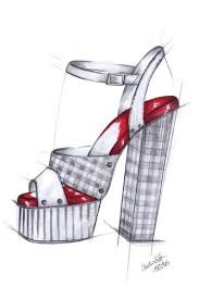 7 best shoe fashion sketches images on pinterest designer shoes