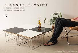 Pooka Rakuten Global Market You Save Eames Wire Table Ltrt