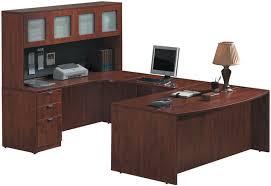 u shaped workstation desks vibrant design u shaped desk with hutch executive office sorrento