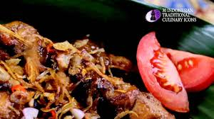 the 30 indonesian traditional culinary icons youtube