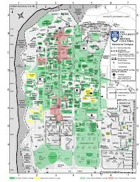 St Paul Campus Map Wireless Coverage Ubc Information Technology