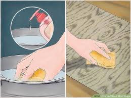 Rug Cleaning Products How To Clean Wool Rugs 12 Steps With Pictures Wikihow