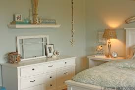 White Beach Bedroom Furniture by A Coastal Cottage Bedroom Meadow Lake Road