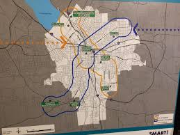 Syracuse Map Light Rail And Bus Rapid Transit In Syracuse Residents Asked To