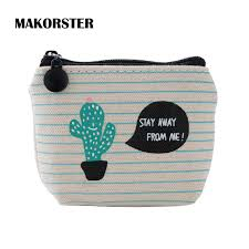 Massachusetts Travel Pouch images Makorster cactus coin wallet cute purse pouchs for travel ladies jpg