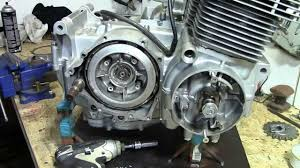 73 honda cb750 custom build part 21 clutch youtube