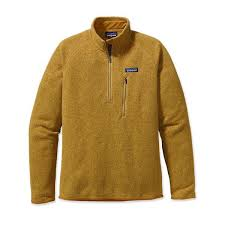 patagonia mens better sweater patagonia s better sweater goldenrod clothing habbage