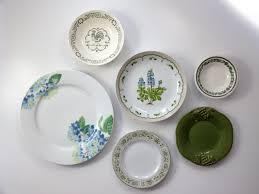 Decorative Hanging Plates Best 25 Farmhouse Decorative Plates Ideas On Pinterest Dining