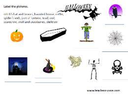 free halloween worksheets teacher u0027s zone