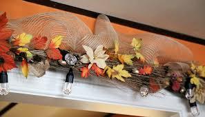 fall garland diy cinnamon broom fall garland with cafe lights foodie