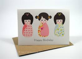 happy birthday card pack female set of 3 cards cp3002 cherry