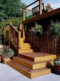 Platform Stairs Design 30 Best Backyard Images On Pinterest Stairs Deck Patio And