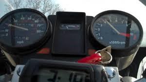 1983 750 honda magna 0 85 mph youtube