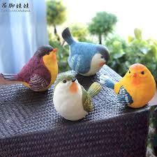 aliexpress buy lifelike resin bird figurines ornaments