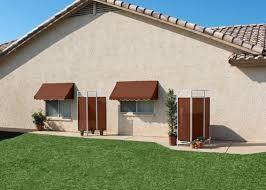 Fabric Door Awnings Traditional Window Or Door Awning