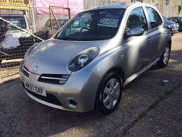 nissan micra 2007 used nissan micra hatchback 1 5 dci activ black 5dr in norwich
