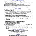 Sample Resume For College Student by College Student Resume Example Sample Sample Resume College