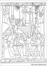 art of egyptian coloring pages education god egypt sarcophagus
