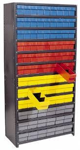 Quantum Storage Cabinet Quantum Storage Bin Shelving Mscdirect Com