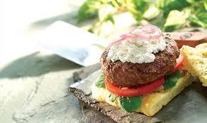 sauce boursin cuisine boursin artisan burger recipes to cook burgers and