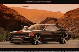 Dodge Challenger With Blower - 2000 dodge challenger for dodge challenger on cars design ideas