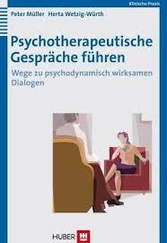 gespräche führen psychotherapeutische gespräche führen müller herta