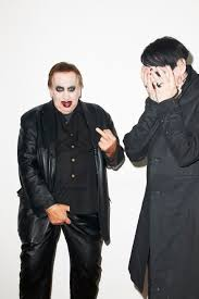 even marilyn manson u0027s dad likes embarrassing his son