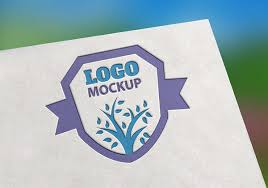 10 free psd paper logo mockups freecreatives