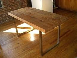 reclaimed wood restaurant table tops reclaimed wood table 5 steps with pictures reclaimed wood table top