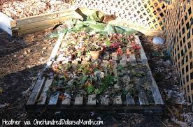 amending garden soil with horse manure one hundred dollars a month