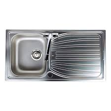 Astracast Alto  Single Bowl Kitchen Sink - Single bowl kitchen sinks